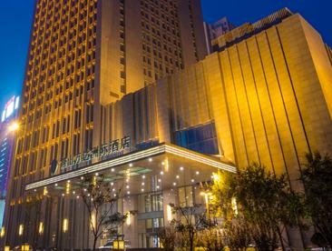 万达洲际酒店采购杜邦R404a制冷剂