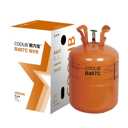 酷力宝 R407C制冷剂